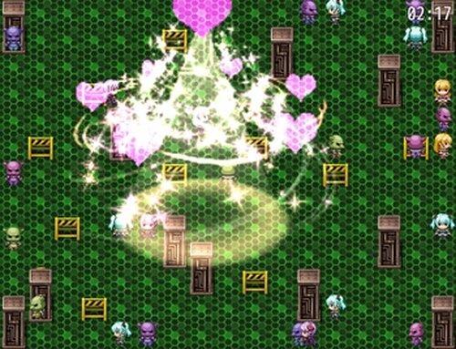 IAちゃんの豚殴り~醜い豚は殴り倒せ!~ Game Screen Shot5