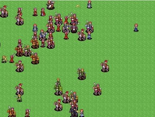 シベルシュア大陸の争乱 Game Screen Shots