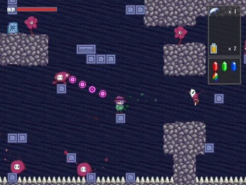 ロストアルター Game Screen Shot2