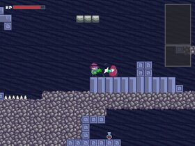 ロストアルター Game Screen Shot3