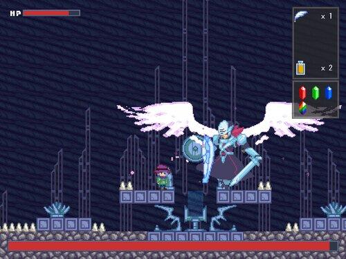 ロストアルター Game Screen Shots