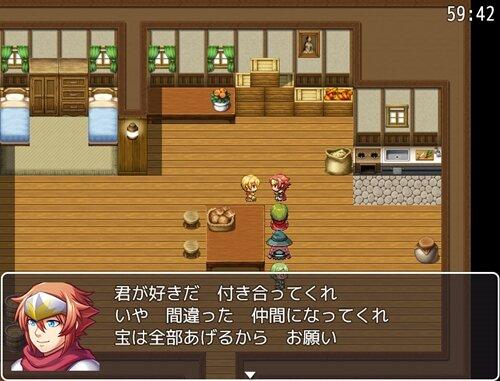 60RPG Game Screen Shot1