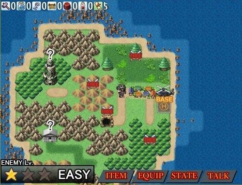 クロスアルケミアβ版 ver.1.15 Game Screen Shot