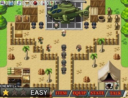 クロスアルケミアβ版 ver.1.15 Game Screen Shot2