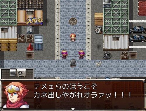 サイムブレイカー Game Screen Shot1