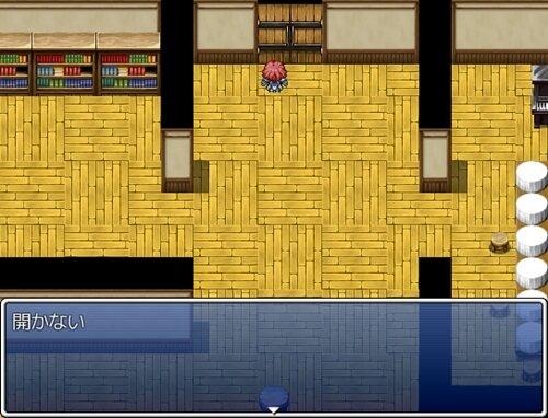 この狭い部屋から脱出しなければ!! Game Screen Shot