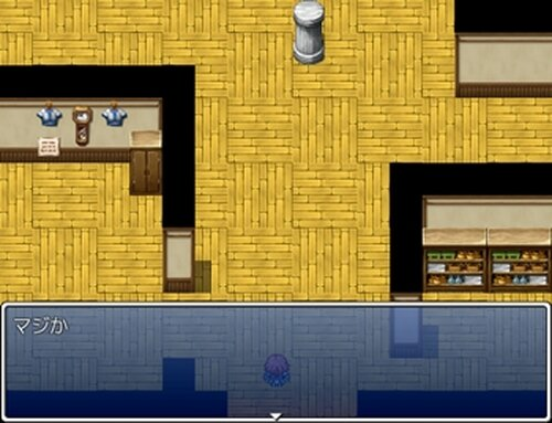この狭い部屋から脱出しなければ!! Game Screen Shots