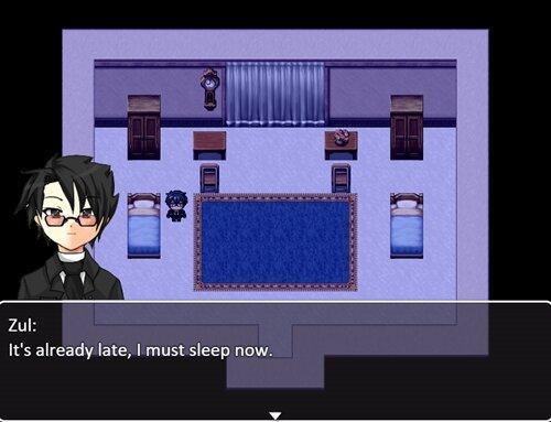 Mystery Dorm Game Screen Shot1