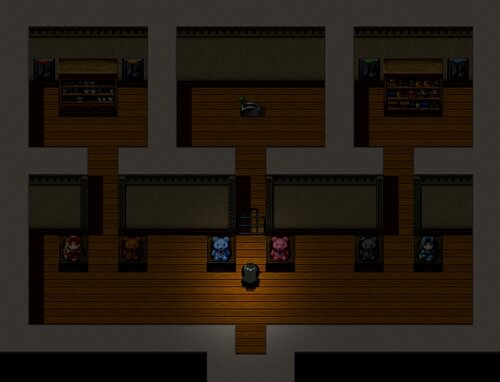 Mystery Dorm 2 (ENG) Game Screen Shot1