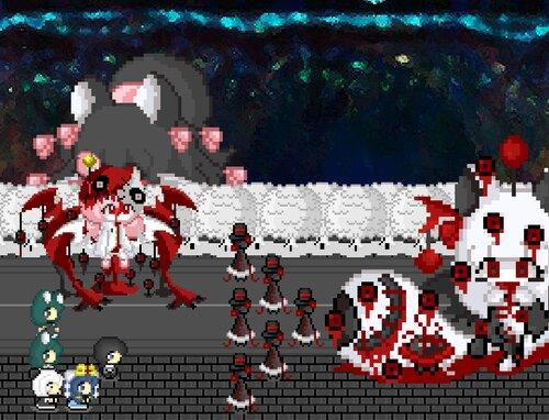 ヨルモルキミリ[1部&2部] Game Screen Shot
