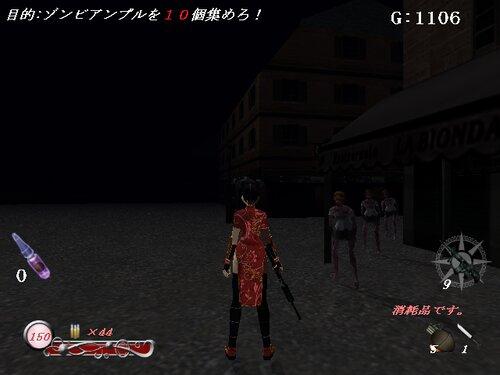 DarkSummoner Gun survivor Game Screen Shot3