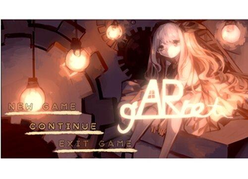 gARret Game Screen Shots