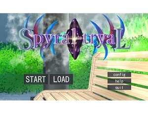 Spyral:Tryal Game Screen Shot