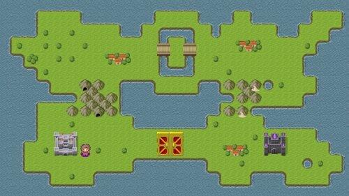 ハコニワクエスト Game Screen Shot1