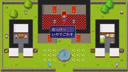 ハコニワクエスト Game Screen Shot3