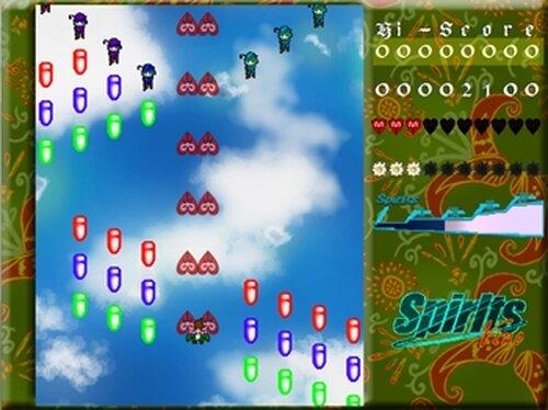 SpirIts Vino 2.00 Game Screen Shot2