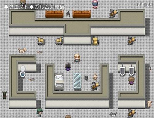 ココロのアトリエ♥AfterStory Game Screen Shot2