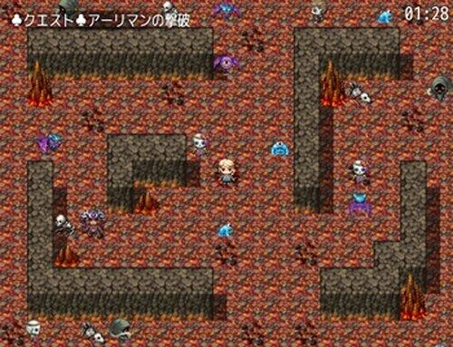 ココロのアトリエ♥AfterStory Game Screen Shot3