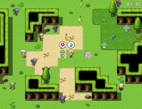 ココロのアトリエ♥AfterStory Game Screen Shot4