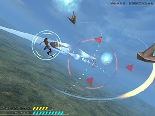 GLOBE GUNNER Game Screen Shots