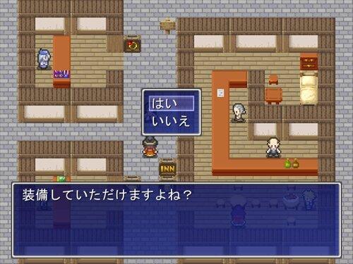 わたしはぱんつを穿きたい Game Screen Shot1