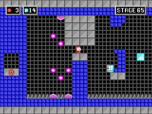 エクスプローバーズ Game Screen Shot1