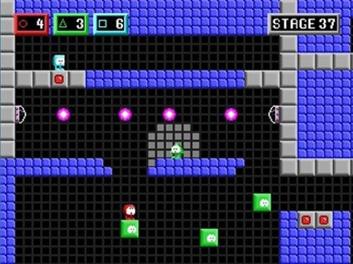 エクスプローバーズ Game Screen Shot3