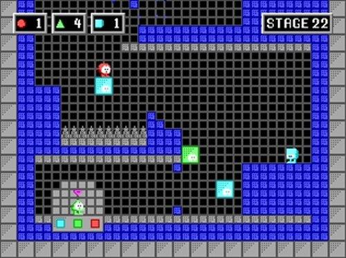 エクスプローバーズ Game Screen Shots