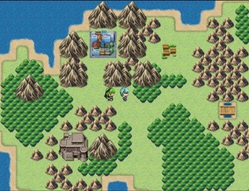 ジェネメシーサーガ Game Screen Shot3