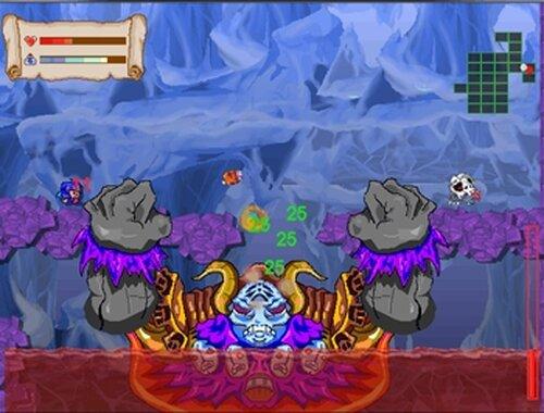 ラスボスの迷宮ver1.09 Game Screen Shot4