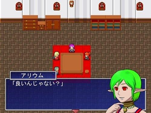 さらば 鎮月戦士ラベンダーZ Game Screen Shot5