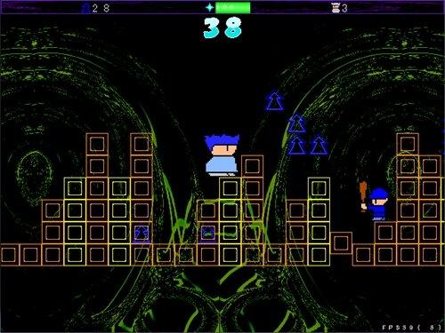 ヤシーユギャラクシーワールド-バランス修正版2- Game Screen Shot1