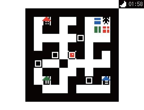 プレゼンブ -PRESENB- Game Screen Shot1