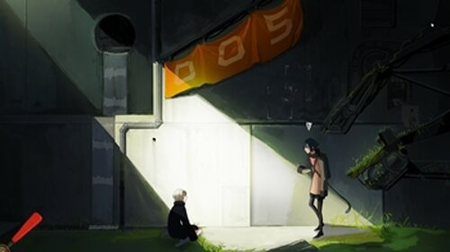 I:ROBOT trial Game Screen Shot3