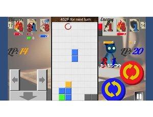 ユーキューネクロマンス Game Screen Shot