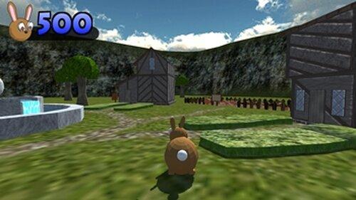 ラビィの大冒険 Game Screen Shot3