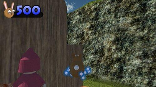 ラビィの大冒険 Game Screen Shot5