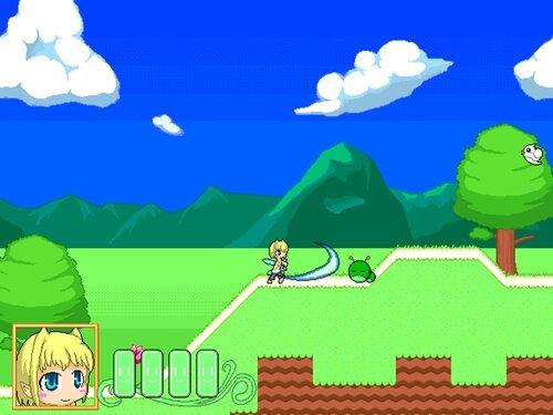~庭園めぐり~ 旅のはじまり Game Screen Shot1