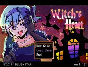 Witch's Heart Game Screen Shot