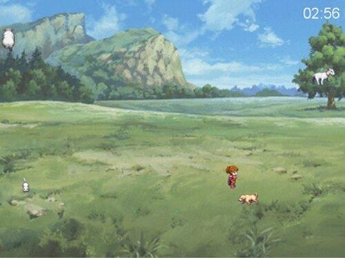 ぽに子の語呂合わせバトル Game Screen Shot3