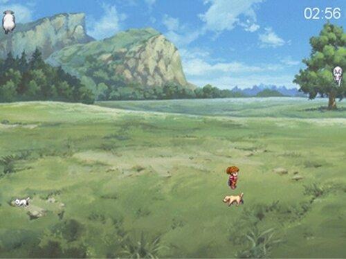 ぽに子の語呂合わせバトル Game Screen Shots
