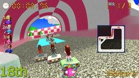 フィギュアカートDX Game Screen Shot2