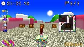 フィギュアカートDX Game Screen Shot3