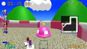フィギュアカートDX Game Screen Shot4