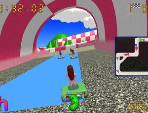 フィギュアカートDX Screenshot