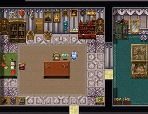 イリゼグレイ -白黒姫と七色の宝石- Game Screen Shot5