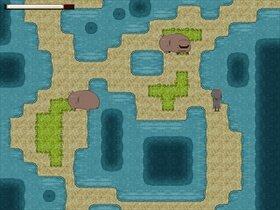 冒険者さんの冒険 Game Screen Shot4