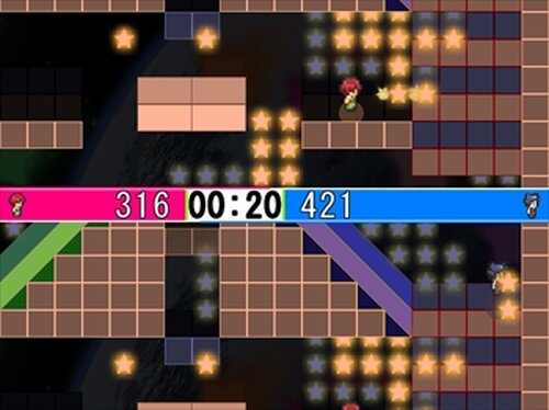 ヒカルグロウ(grow/glow) Game Screen Shot4