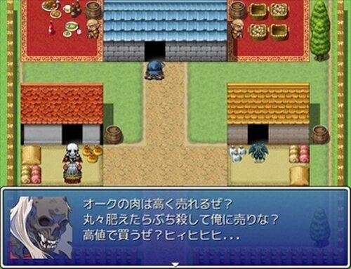 オークを飼いたい Game Screen Shot2