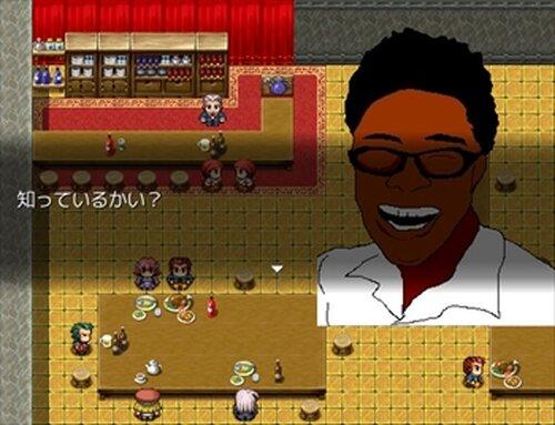 ダニエル・パウダー Game Screen Shot2